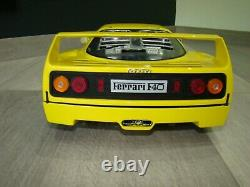 Pocher Ferrari F40 Jaune 1/8 Eme Superbe Collector Ferrari Et Tres Rare