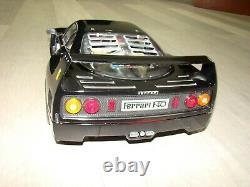Pocher Ferrari F40 Noir 1/8 Eme Superbe Collector Ferrari Et Tres Rare