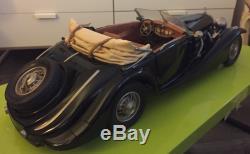 Pocher Mercedes 540 K 1/8