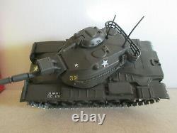 Polistil Ca106 Patton M60 Tank Char Mib 9 En Boite Uncommon Rare L@@k