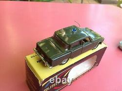 Politoys ALFA ROMEO GIULIA Ti Gazzella Carabinieri N 531 Mint in box so dinky