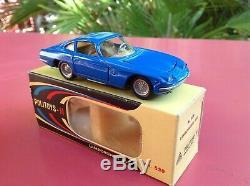 Politoys Lamborghini 350 GT N 539 scarce color Mint in box so dinky