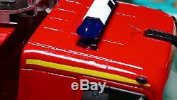 Pompier alerte 1/43 ref 0010 renault midlum vsr gimaex