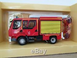Pompiers eligor FPTl Gimaex SDIS 59 (rare)