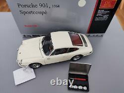 Porsche 901 Sport Coupé 1964 CMC 1/18 M-067C