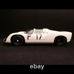 Porsche 910 n° 17 Vainqueur Nurburgrin 1000 Km 1967 1/18 Exoto MTB00066