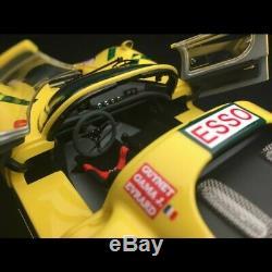 Porsche 910 n° 44 Cuynet Evrard 24h du Mans 1974 1/18 Exoto MTB00065E