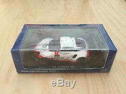 Porsche 911 991 RSR Le Mans 2017 #91 Spark 1/43