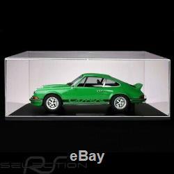 Porsche 911 Carrera RS 2.7 Touring 1972 Vert 1/8 Minichamps 800653002