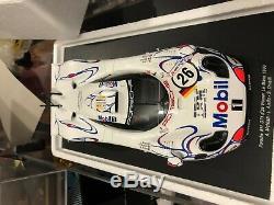 Porsche 911 GT1 Winner Le Mans 1998 Spark 118
