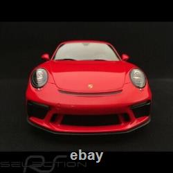 Porsche 911 GT3 type 991 Touring Package 2017 rouge indien 1/18 Spark WAP0211650