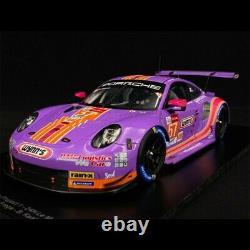 Porsche 911 RSR Type 991 n° 57 24h Le Mans 2020 1/18 Spark 18S561