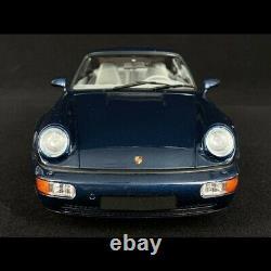 Porsche 911 Turbo 3.3 type 964 vert amazone 1991 1/18 GT Spirit GT315