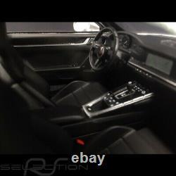 Porsche 911 Turbo S type 992 gris argent GT 2020 1/18 Minichamps WAP02117A0L001