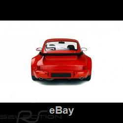 Porsche 911 type 964 Turbo 3.6 1992 rouge indien 1/8 GT Spirit GTS80012