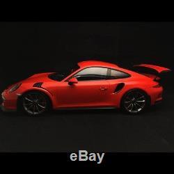 Porsche 911 type 991 GT3 RS orange fusion 1/12 Spark WAX02200002