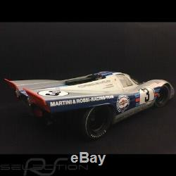 Porsche 917 K Martini n° 3 Vainqueur 12h Sebring 1971 1/12 Minichamps 125716603