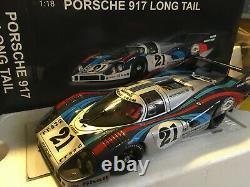 Porsche 917l Le Mans 1971 1/18 Autoart 87171 Metal