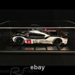 Porsche 919 Hybrid HY n° 2 LMP1 Vainqueur Le Mans 2016 1/18 Spark WAP0219190H