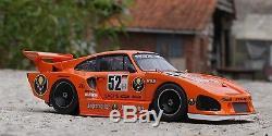 Porsche 935 K3 Jagermeister Classic Vintage GT Race Car 1/18
