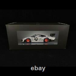 Porsche 935 Martini base 991 GT2 RS 2018 n° 70 1/18 Minichamps WAP0219020K