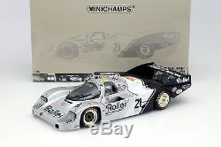 Porsche 956L Rollei #21 24h LeMans 1984 Cadenet / Grice / Craft 118 Minichamps