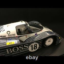 Porsche 956 Le Mans 1983 n° 18 Boss Obermaier 1/12 Truescale TSM151207