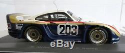 Porsche 961 #203 avec decals ROTHMANS Le Mans LM 1987 Spark 143 S0961