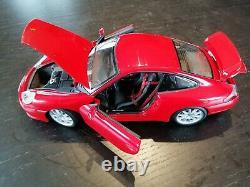 Porsche 996 Gt3 1/18 Autoart