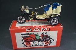 RAMI. LACROIX DE LAVILLE 1898. + Boite