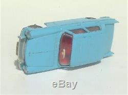 RARE Dinky Toys France assemblée par POCH in SPAIN 60's 553 PEUGEOT 404 tbe orig