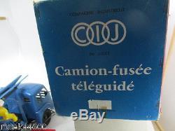 Rare Porte Fusée CIVIL Téléguide Cij 9/50