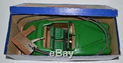 RARE Simca 8 Sport SELIC moule JMF jouet Marseille mécanique filoguidée en boîte