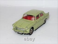 RARISSIME prod. AFRIQUE DU SUD Dinky Toys Meccano France 553 Peugeot 404 tbe