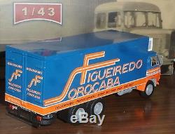 # RARO MIB 1/43 FIAT IVECO 662 N2 3 ASSI (BRASILE) CAMION IXO n-gila-oldcars #