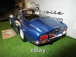 RENAULT ALPINE A1100 TI bleu 1/12 OTTOMOBILE G014 voiture miniature