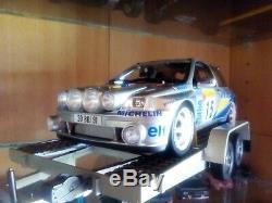RENAULT Pack Rallye MONTE CARLO Clio Maxi version nuit OTTO OTTOMOBILE 1/18