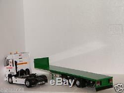 RENAULT T 460 SEMI PLATEAU NEGO TRANSPORTS ELIGOR 1/43 Ref 115432