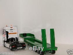 RENAULT T 460 SEMI PORTE ENGINS NEGO TRANSPORTS ELIGOR 1/43 Ref 115433