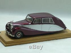 ROLLS ROYCE Silver Wraith Hooper 1954 FYP 1/43