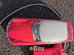Rare Citroën Ds 19 Gege Téléguidée Rose