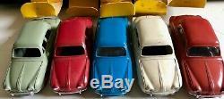 Rare Dinky Toys France 524 Renault Dauphine Bobigny + Boite Original & Ancien