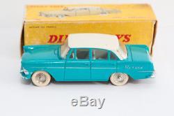 Rare Dinky Toys Opel Rekord Ref 554