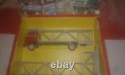 Rare Et Superbe Mercury Fiat 682 Rouge Bisarca Porte Voitures Neuf/boite