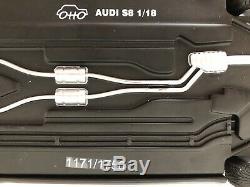 Rare OttoMobile 118 AUDI A8 S8 D2 OT082 LTD Otto Models