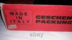 Rare Premier Modèle Mercury Fiat 682 Rouge Bisarca Porte Voitures Neuf/boite