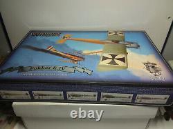 Rare Wingnut Wings 1/32 Maquette/ Kit A Monter Avion Fokker E. IV Neuf
