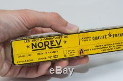 Rarissime Norev Micro Unic Esterel Essence N 527 Produits Chimiques de Vitry