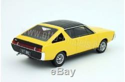 Renault 17 gordini phase 2 1/18 (1500ex) otto ottomobile OT018
