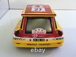 Renault 5 Maxi 33 Export Auriol 1/18 Otto